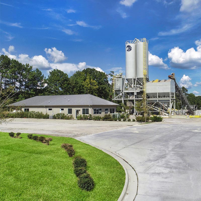 concrete suppliers Nc