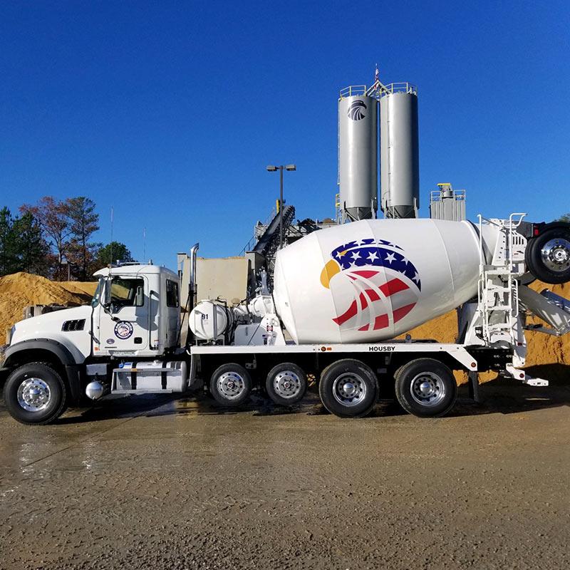 ready mix concrete raleigh NC, Eagle Rock Concrete